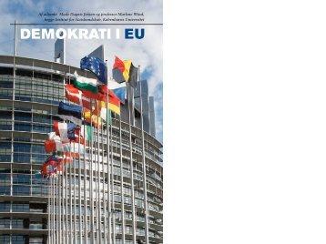 DEMOKRATI I EU - Nationalmuseet