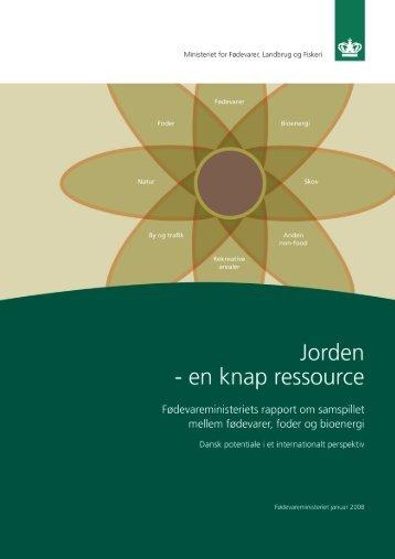 Jorden - en knap ressource.pdf - Fødevareministeriet