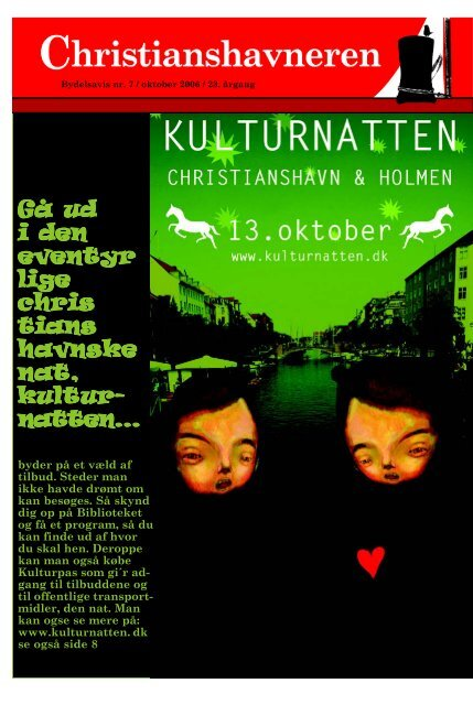 2006 oktober side 1-13 - Christianshavneren