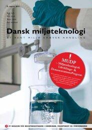 tiDen - Dansk Miljøteknologi