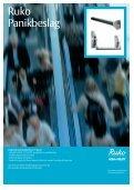 DBI Brand & sikring - Dansk Brand- og sikringsteknisk Institut - Page 3