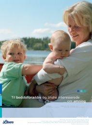 Til bedsteforældre og andre interesserede ... om ... - onlinecatalog.dk