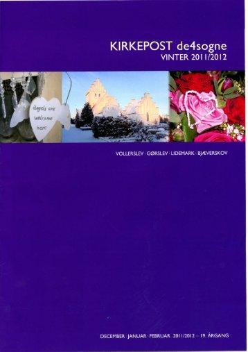 Klik her for at hente kirkebladet i pdf. - Vollerslev kirke