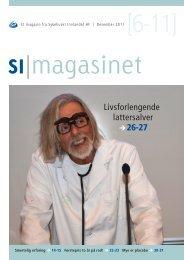 SI Magasinet nr 6-2011 - Sykehuset Innlandet HF