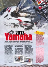 ScooterGuiden 2013PDF (10,9mb) - Atv & ScooterNorge