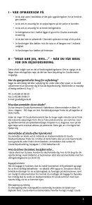 Årsrejseforsikring - betingelser - Loving Italy - Page 3