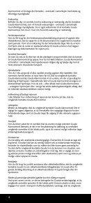 Årsrejseforsikring - betingelser - Loving Italy - Page 4
