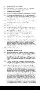 Årsrejseforsikring - betingelser - Loving Italy - Page 7