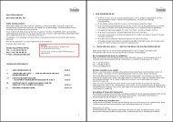 Forsikringsbetingelser, Gouda Busrejseforsikring - Rejser