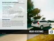 Klik her og download Volvo Assistance folderen