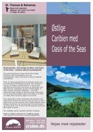 Oasis of the Seas - Rejs.dk