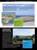 For mange campister er det selve camping- pladsen der afgør hvor ... - Page 2