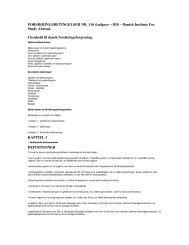 FORSIKRINGSBETINGELSER NR. 116 4.udgave – DIS – Danish ...