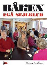 Februar 2013 · Nr. 1 · 36. årgang - Egå Sejlklub