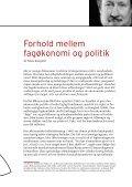 Forhold mellem fagøkonomi og politik - De Økonomiske Råd - Page 2