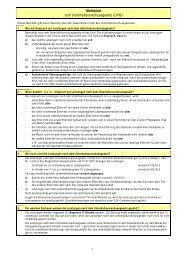 Merkblatt zum Unterhaltsvorschussgesetz (UVG) - Stadt Amberg