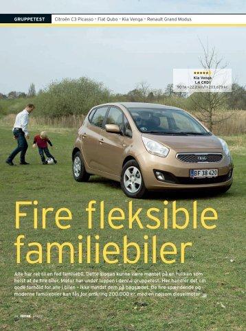 Alle har ret til en fed familiebil. Dette slogan kunne være ... - FDM