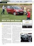 Alle har ret til en fed familiebil. Dette slogan kunne være ... - FDM - Page 5