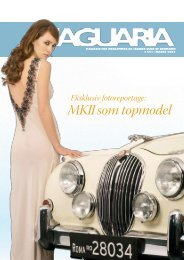 MKII som topmodel - Jaguar Club of Denmark