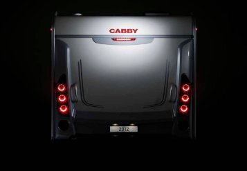 Cabby-katalog 2012 - Cabby Caravan AB