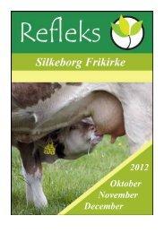 Oktober November December 2012 - Silkeborg Frikirke