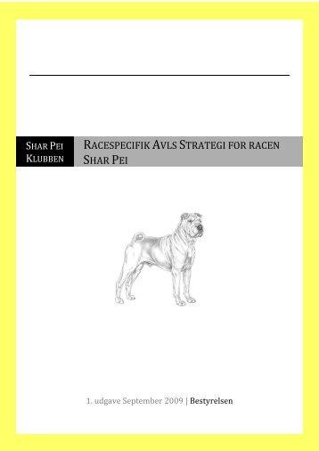RAS 2009 - Shar Pei