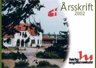 Årsskrift - Efterskolen blandt efterskoler Nordjylland|Idræt