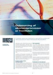 Outsourcing af økonomiprocesser er fremtiden - Basico