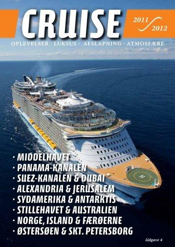 cruise - TopRejser