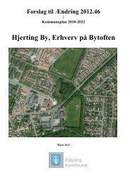 2012.46 Hjerting By, Erhverv på Bytoften - Esbjerg Kommune