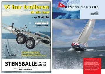 klubblad juni 2010.pdf - Horsens Sejlklub