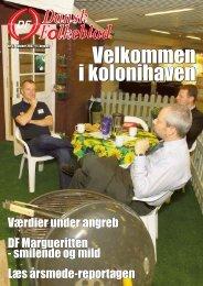 Velkommen i kolonihaven - Dansk Folkeparti
