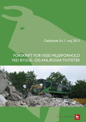 Klik her for at læse forskriften... - Rødovre Kommune
