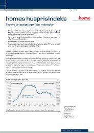 Se home husprisindeks for marts 2012 med grafer
