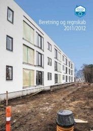 Beretning 2011/2012 - Arbejdernes Boligselskab i Gladsaxe