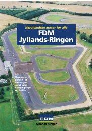 FDM Jyllands-Ringen - Heinrich Nielsen Køreskole