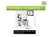 Powerpointoplæg til skoler (pdf 2 MB) - Aarhus.dk