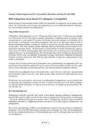 DIIS-redegørelsen om de danske EU-undtagelser er mangelfuld