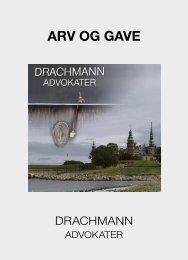 Drachmann Advokater - Arv og gave