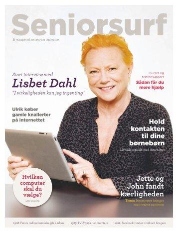 It-inspirationsmagasin til ældre - Digitaliseringsstyrelsen