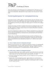 Forsikring & Pension - Codan Forsikring A/S