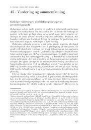 45 · Vurdering og sammenfatning - DIIS