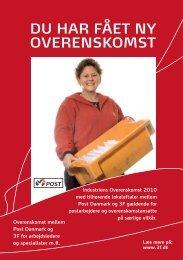 DU HAR FÅET NY OVERENSKOMST - 3F-Post