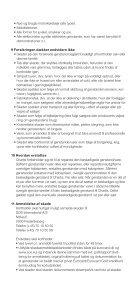 """Forsikringsbetingelser """"KØBSFORSIKRING"""" - Eurocard - Page 3"""