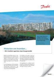 Læs historien (pdf 266 Kb) - Danfoss Varme