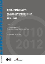 ESBJERG HAVN - DI