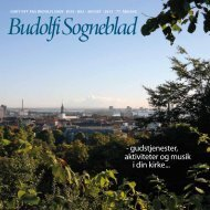 kirkeblad - Budolfi Kirke