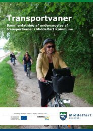 Transportvaner sammenfatning - Cykler uden grænser