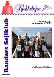 Klokkebøjen Oktober 2008 - Randers Sejlklub
