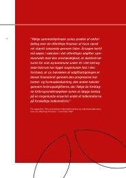 Vismændene og dansk økonomi i 00erne - De Økonomiske Råd